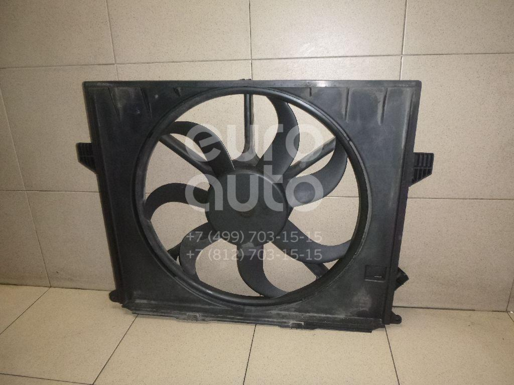 Купить Вентилятор радиатора Mercedes Benz W164 M-Klasse (ML) 2005-2011; (1645000593)