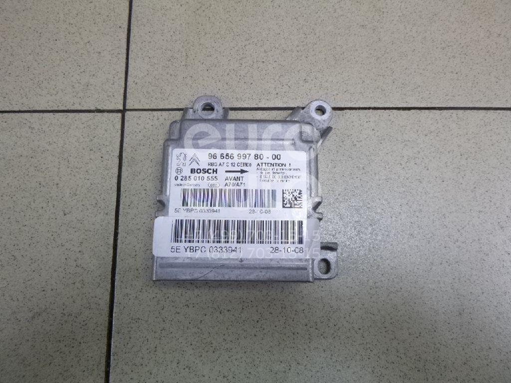 Купить Блок управления AIR BAG Peugeot 207 2006-2013; (0285010112)