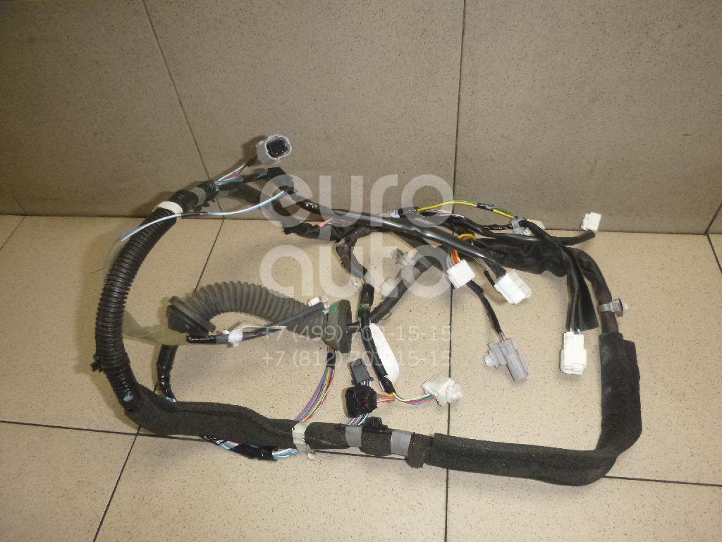 Купить Проводка (коса) Toyota Highlander II 2007-2013; (8215148680)