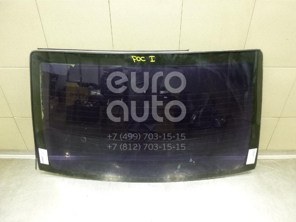 Купить Стекло заднее Ford Focus I 1998-2005; (98ABF42004CA)