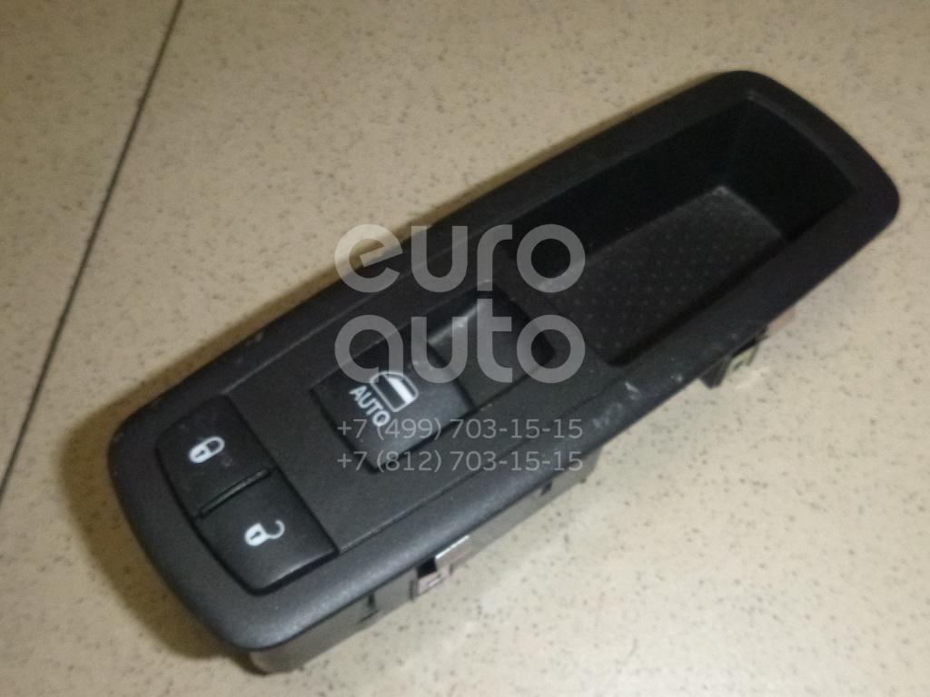 Купить Кнопка стеклоподъемника Jeep Grand Cherokee (WK2) 2010-; (68030822AB)