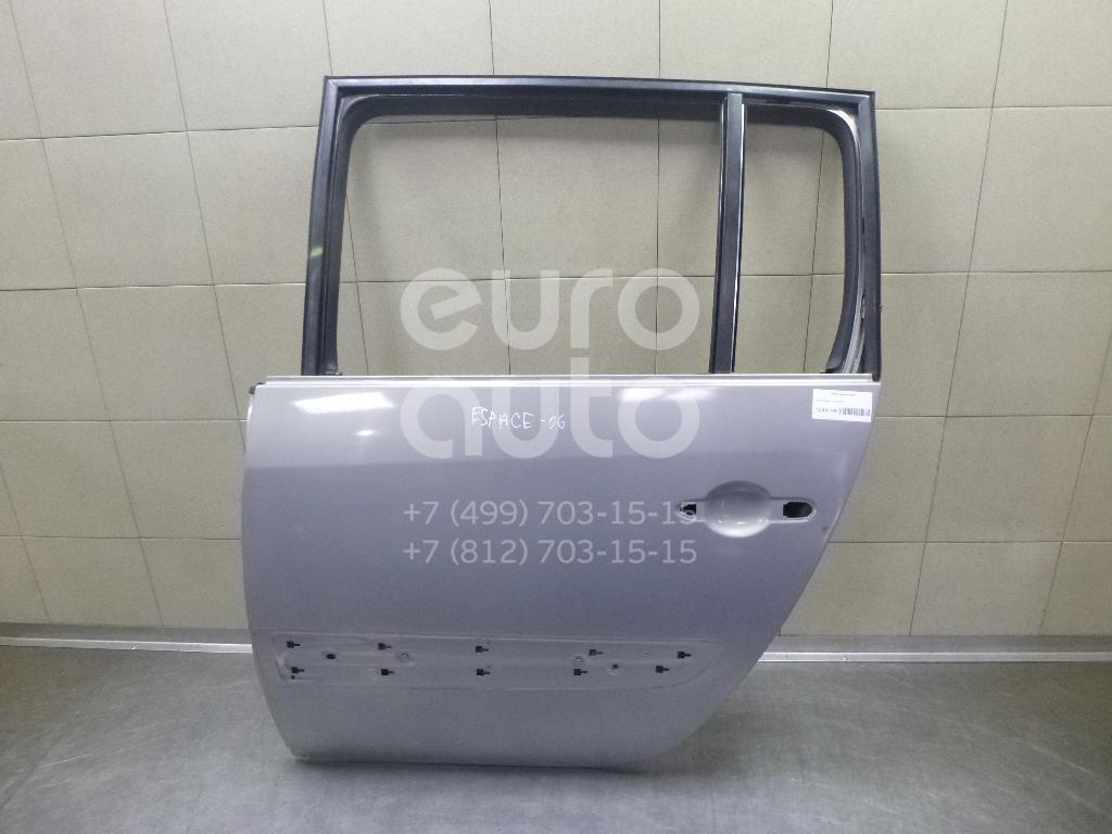 Купить Дверь задняя левая Renault Espace IV 2002-2014; (7751476284)