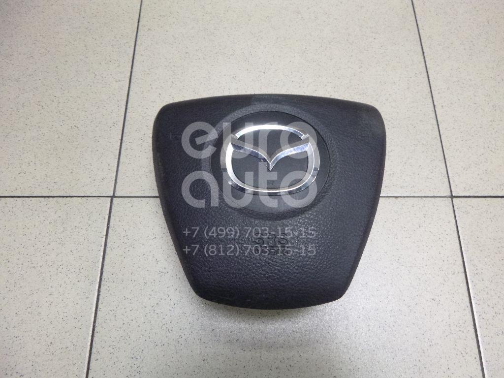 Купить Подушка безопасности в рулевое колесо Mazda Mazda 6 (GH) 2007-2012; (GS1E57K00D)