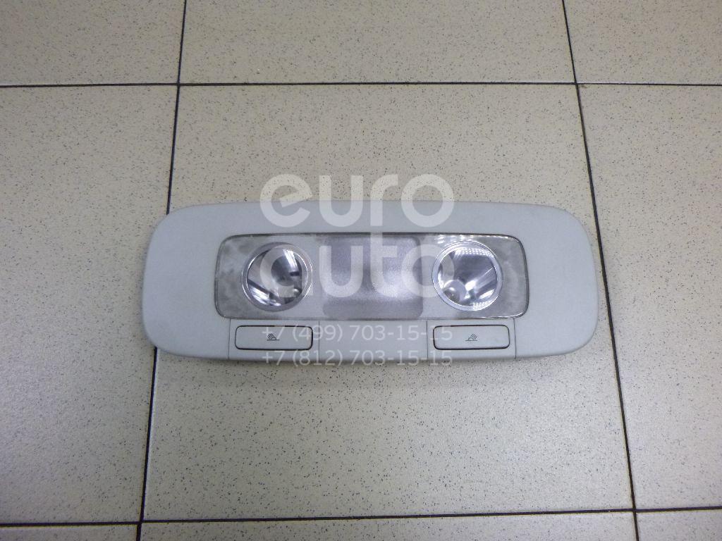Купить Плафон салонный Skoda Octavia (A7) 2013-; (3T0947291AY20)