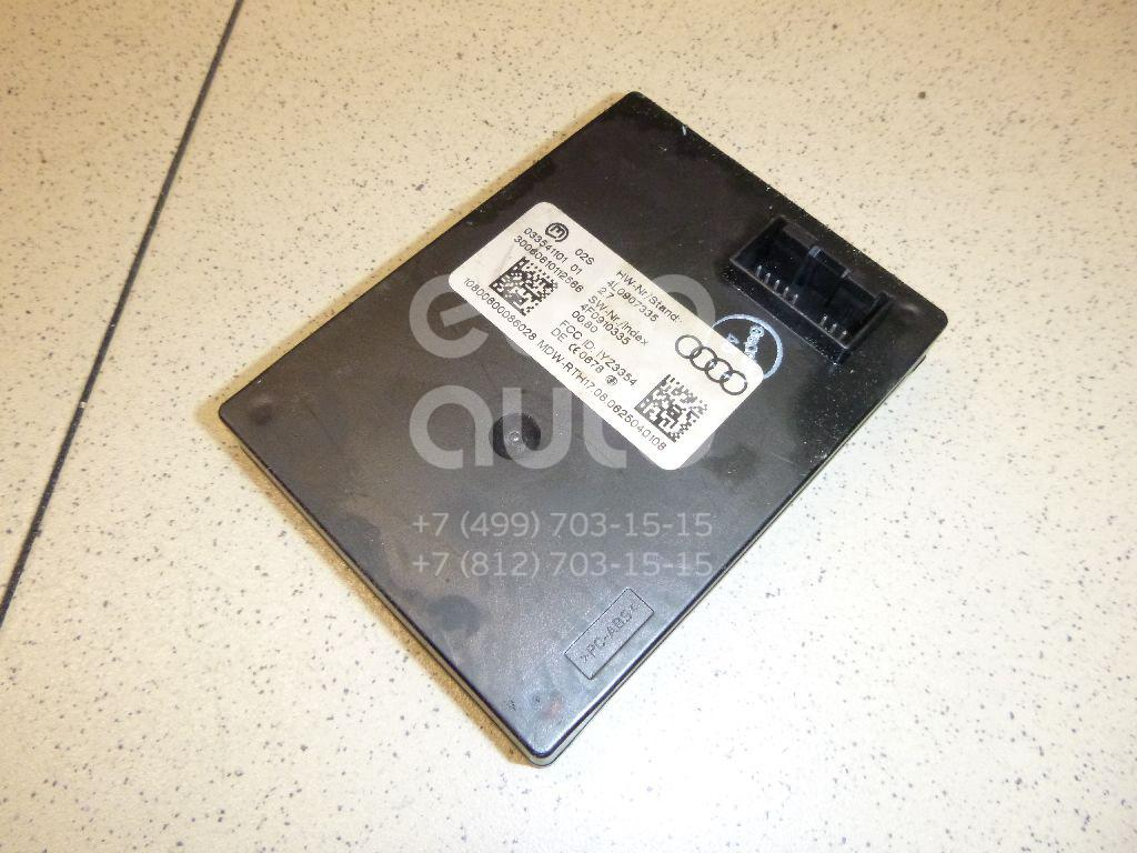 Купить Блок электронный Audi Q7 [4L] 2005-2015; (4L0907335)