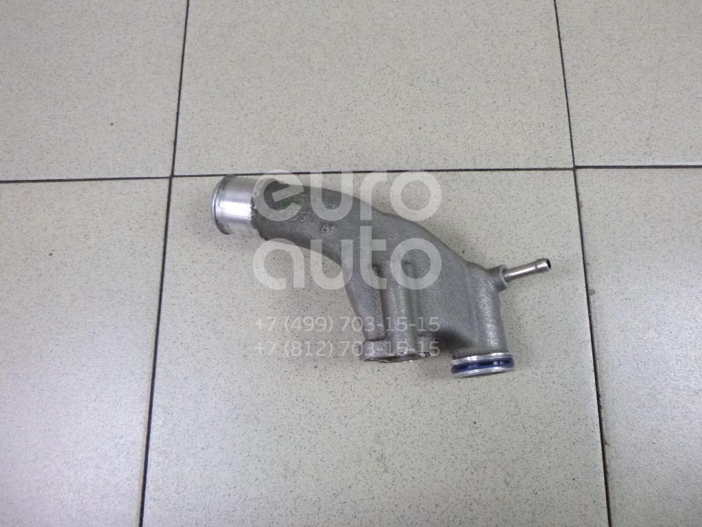 Купить Фланец двигателя системы охлаждения Cadillac CTS 2002-2008; (12573984)