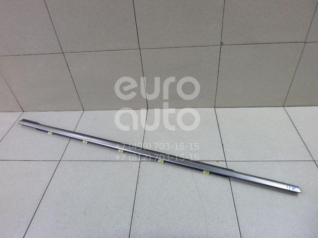 Накладка стекла переднего правого Hyundai Grandeur (V) 2011-; (822203V010)  - купить со скидкой