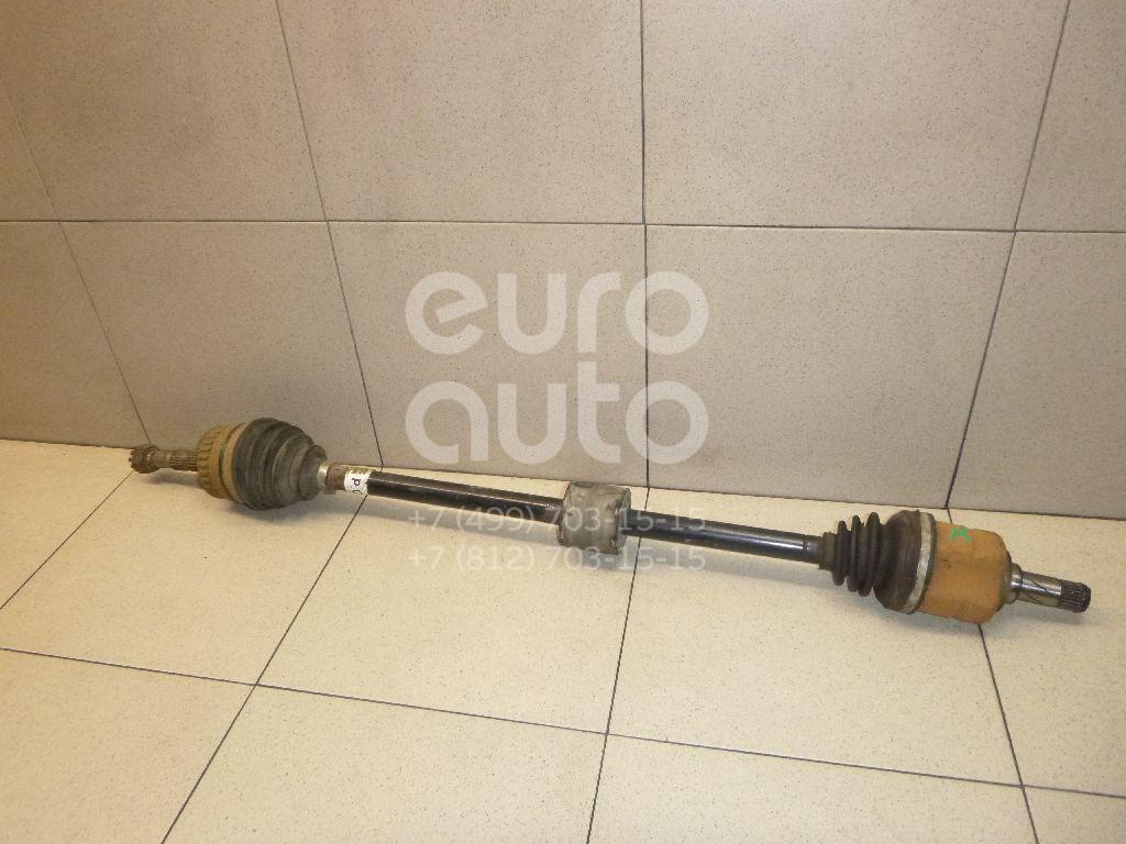Купить Полуось передняя правая Opel Combo 2001-2011; (24427064)