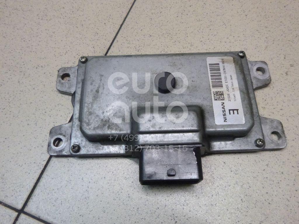 Купить Блок управления АКПП Nissan X-Trail (T31) 2007-2014; (31036JG42C)