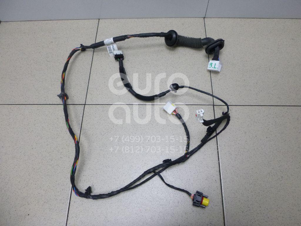 Проводка (коса) Hyundai Solaris 2010-2017; (916504L032)