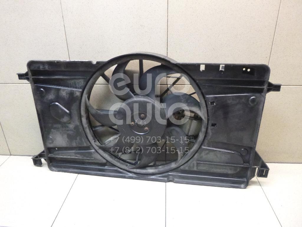 Купить Вентилятор радиатора Mazda Mazda 3 (BK) 2002-2009; (Z60115025B)