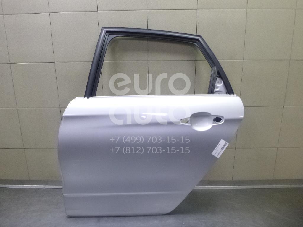Купить Дверь задняя правая Citroen C4 II 2011-; (9008X2)