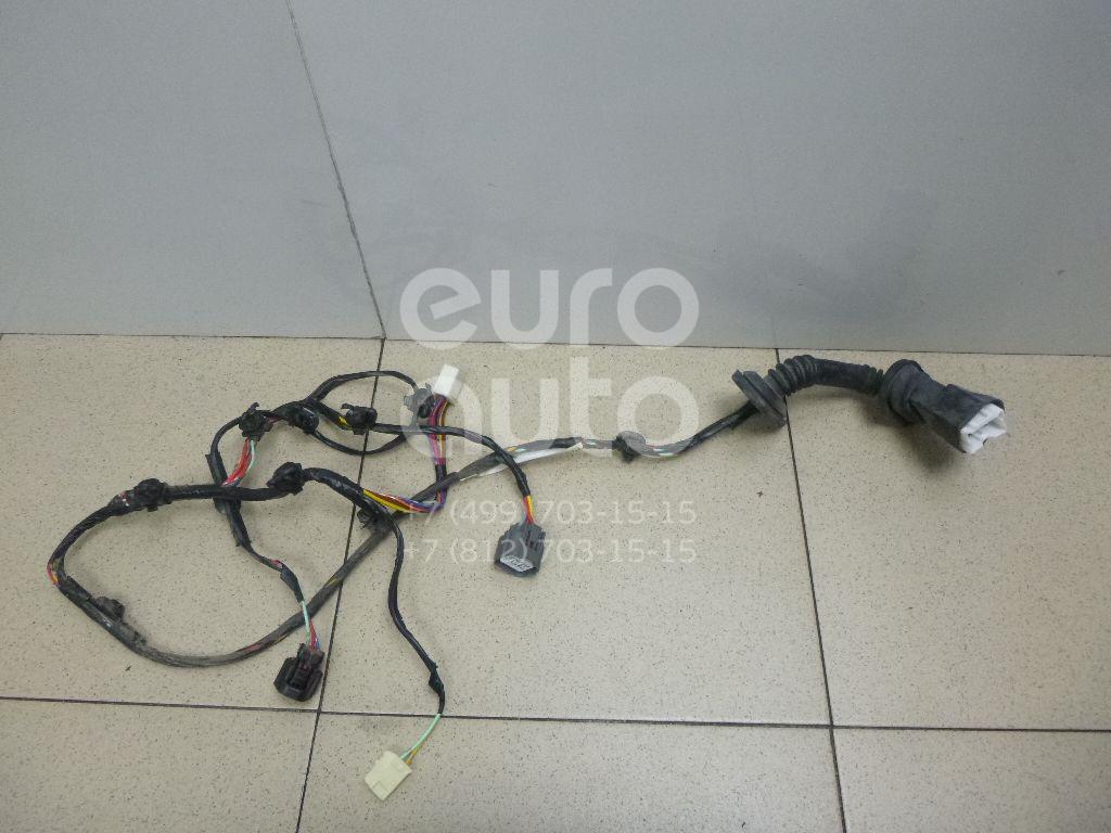 Купить Проводка (коса) Mitsubishi Lancer (CX, CY) 2007-; (8512A552)