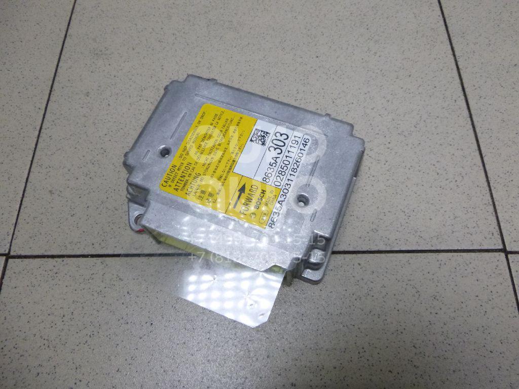 Купить Блок управления AIR BAG Mitsubishi ASX 2010-2016; (8635A303)