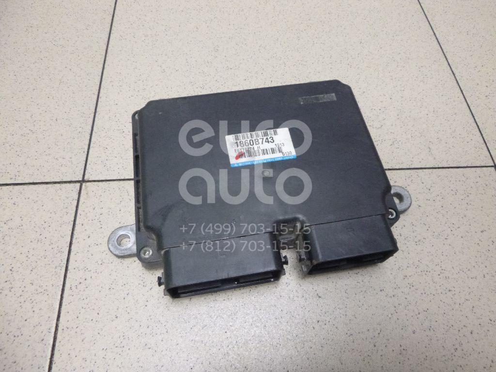 Купить Блок управления двигателем Mitsubishi ASX 2010-2016; (1860B743)