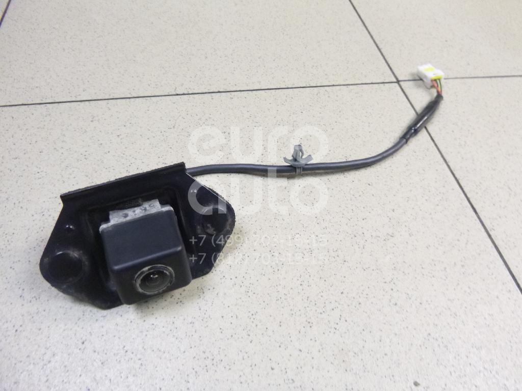 Купить Камера заднего вида Nissan Primera P12E 2002-2007; (28442BA000)