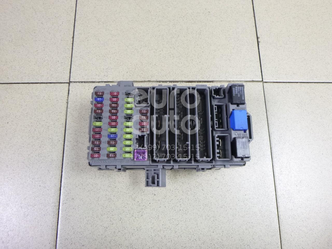 Купить Блок предохранителей Honda CR-V 2007-2012; (38200SWAE31)