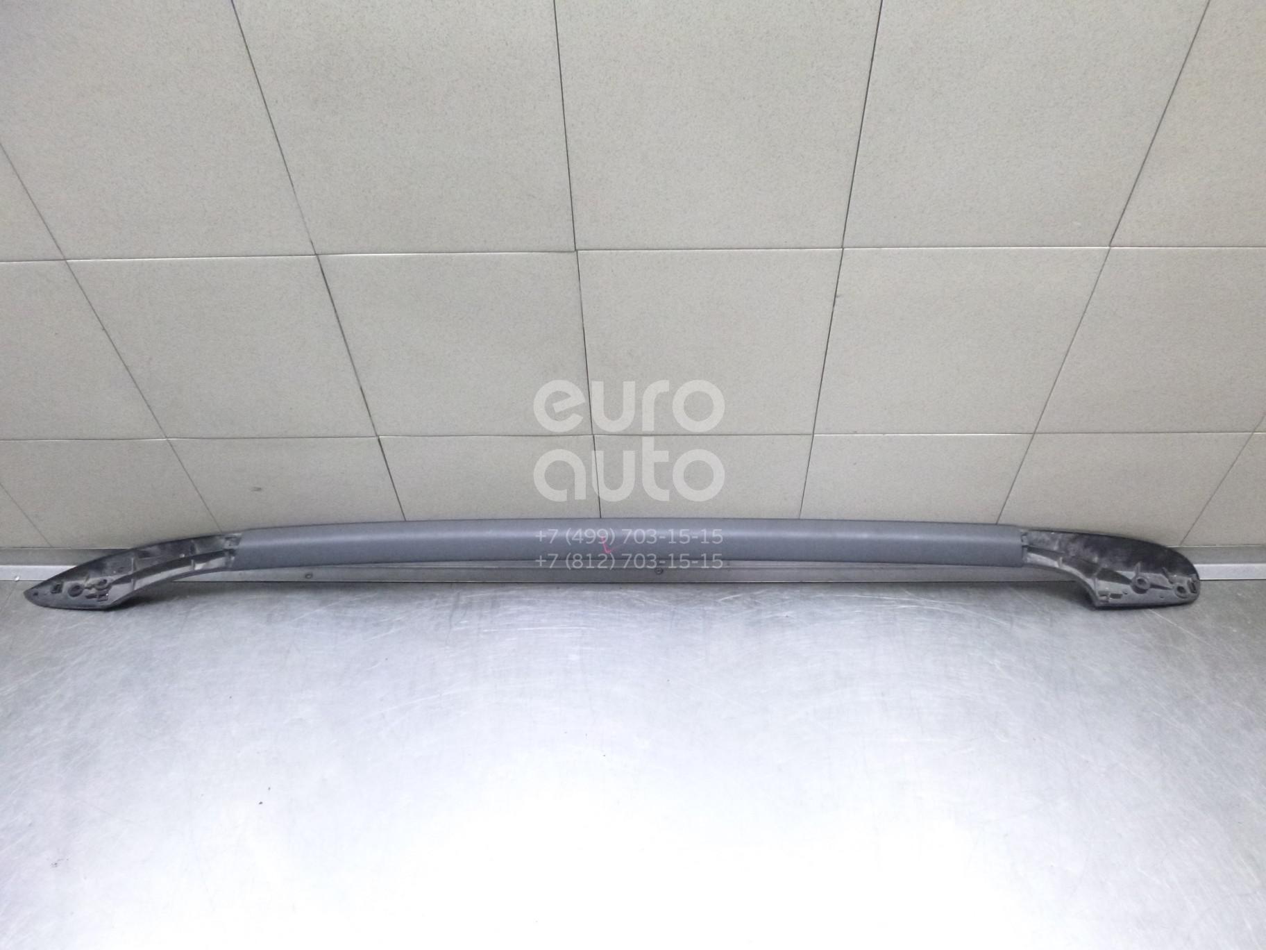 Купить Рейлинг левый (планка на крышу) Skoda Yeti 2009-; (5L0860025AGT5)