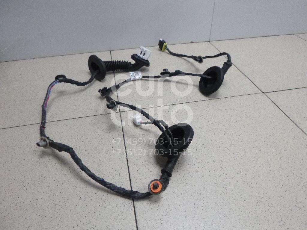 Купить Проводка (коса) Kia Ceed 2007-2012; (916601H040)