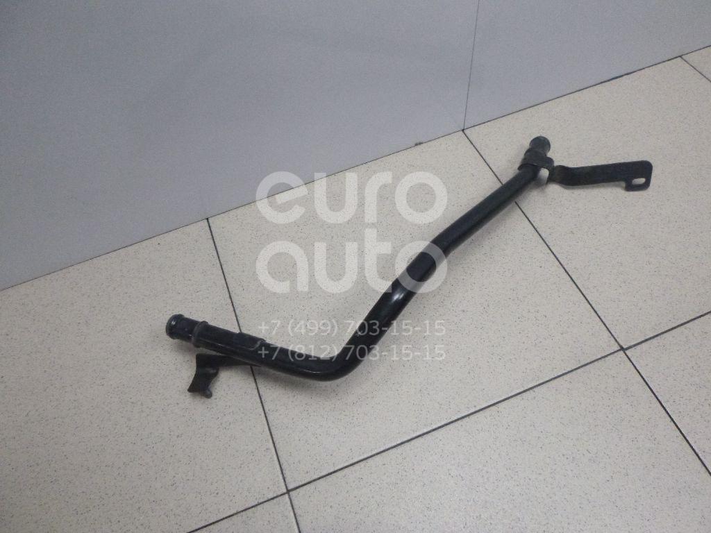 Купить Трубка охлажд. жидкости металлическая Audi A6 [C6, 4F] 2004-2011; (4F0819377B)