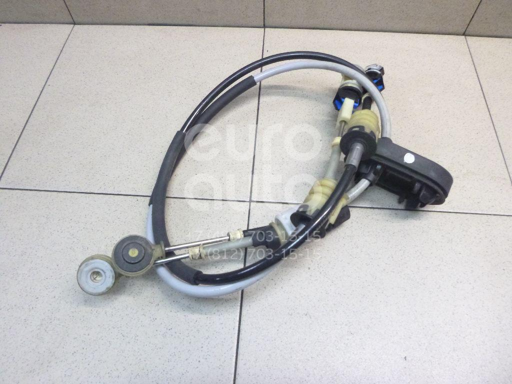 Купить Трос КПП Opel Astra J 2010-; (55596499)