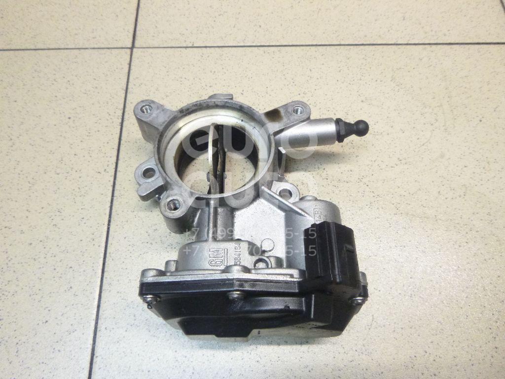 Купить Заслонка дроссельная электрическая Opel Astra J 2010-; (55564164)