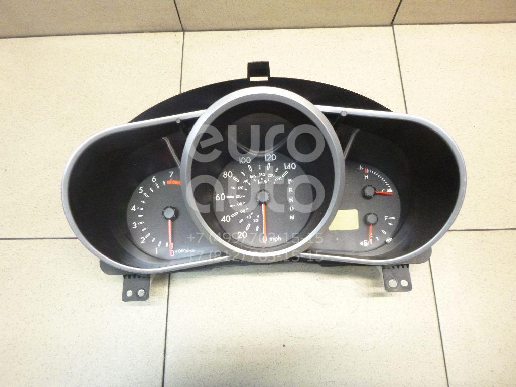 Купить Панель приборов Mazda CX 7 2007-2012; (EH4455214)