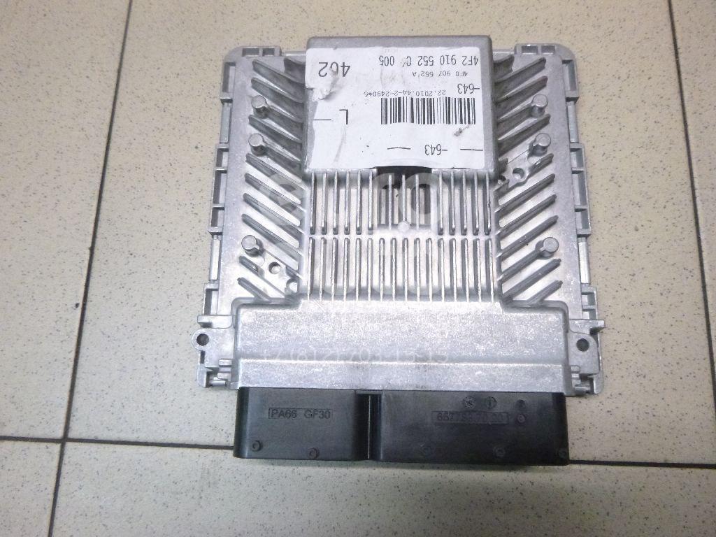 Купить Блок управления двигателем Audi A6 [C6, 4F] 2004-2011; (4F2910552C)