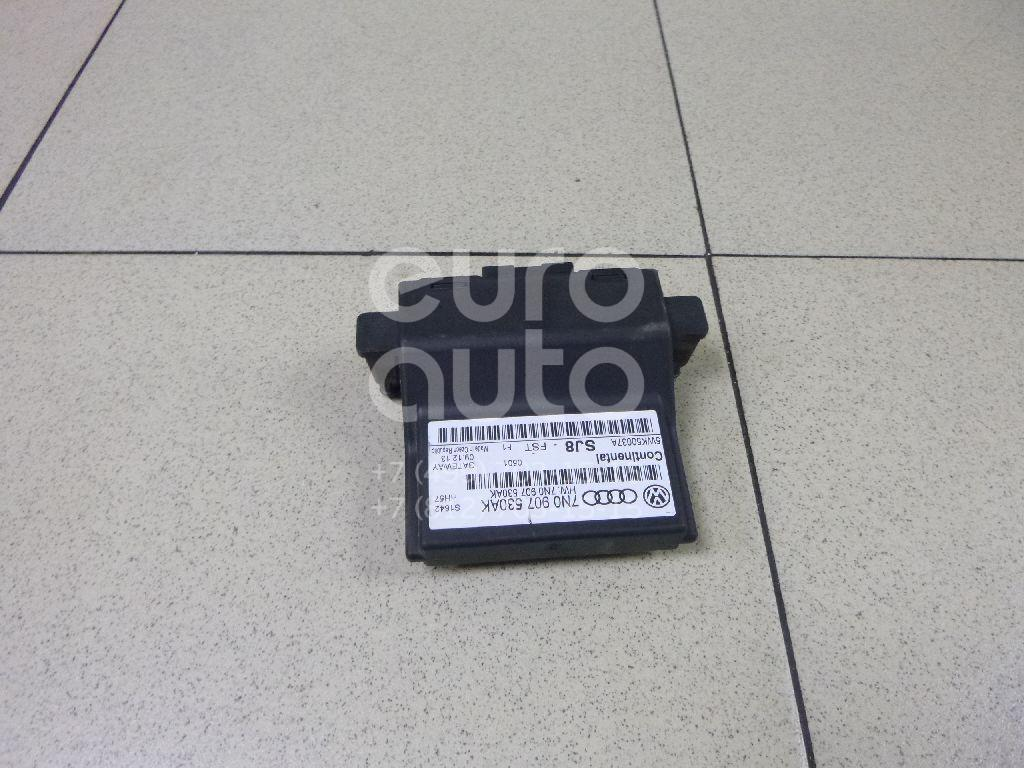 Купить Блок электронный Skoda Yeti 2009-; (7N0907530AK)