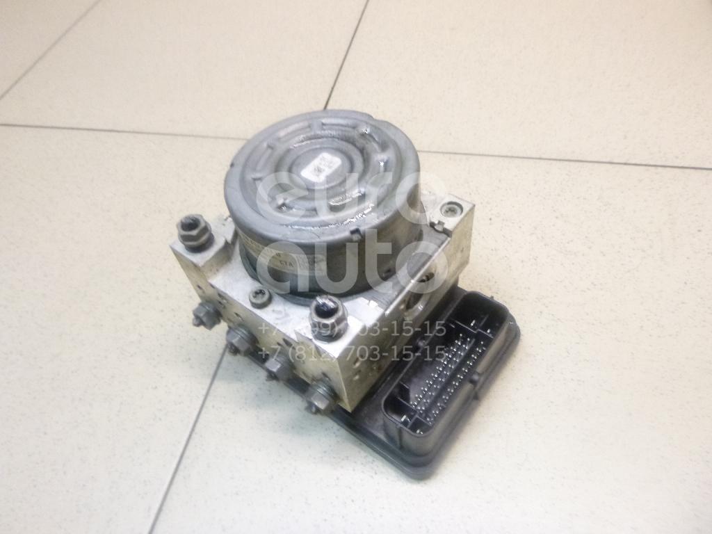 Купить Блок ABS (насос) Skoda Octavia (A7) 2013-; (5Q0614517QBEF)