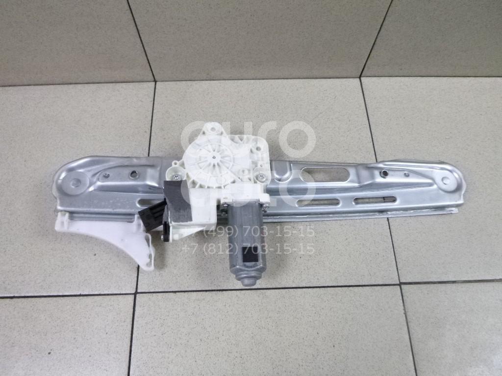Купить Стеклоподъемник электр. задний правый Opel Vectra C 2002-2008; (24451522)