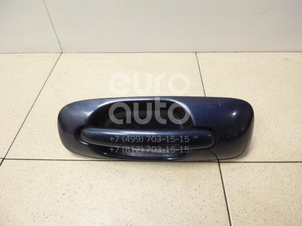 Купить Ручка двери задней наружная правая Chrysler Voyager/Caravan (RG/RS) 2000-2008; (RP90WB7AE)