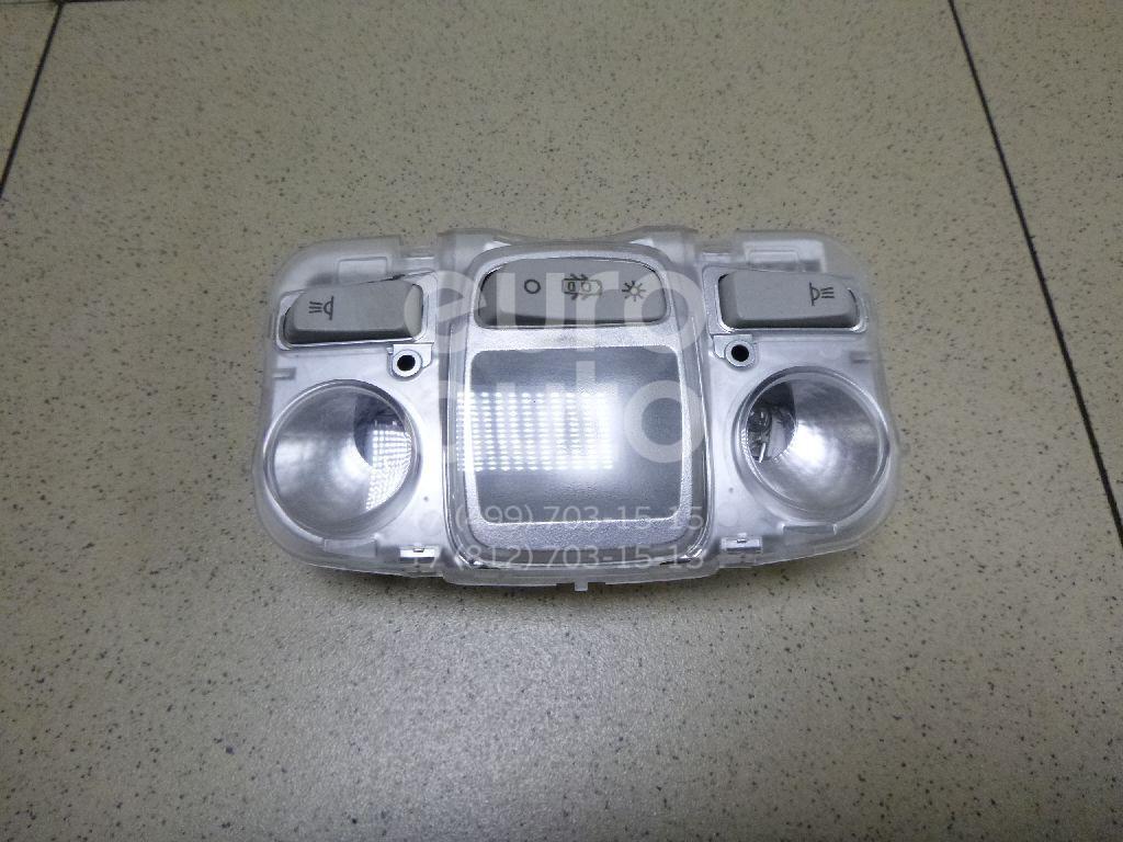 Купить Плафон салонный Citroen C4 II 2011-; (6362AS)