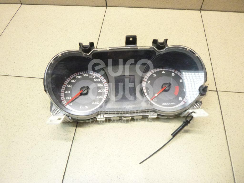 Купить Панель приборов Mitsubishi Lancer (CX, CY) 2007-; (8100A117)
