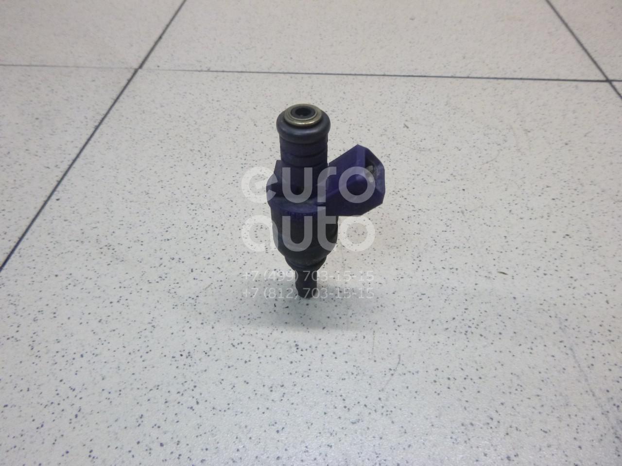 Купить Форсунка инжекторная электрическая BMW X3 E83 2004-2010; (13537546245)