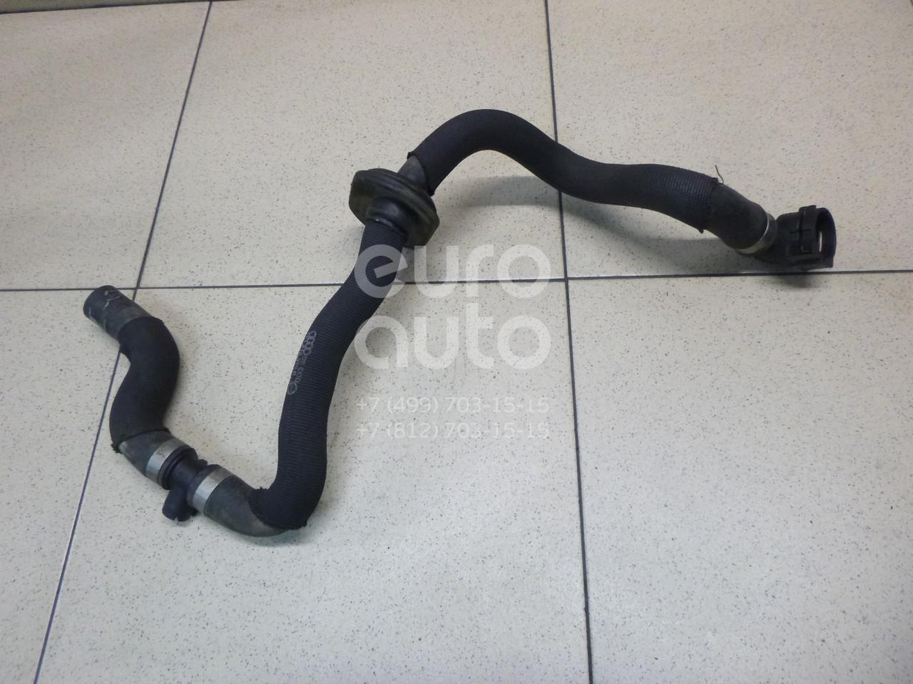 Купить Шланг системы охлаждения Audi A6 [C6, 4F] 2004-2011; (4F1819350B)