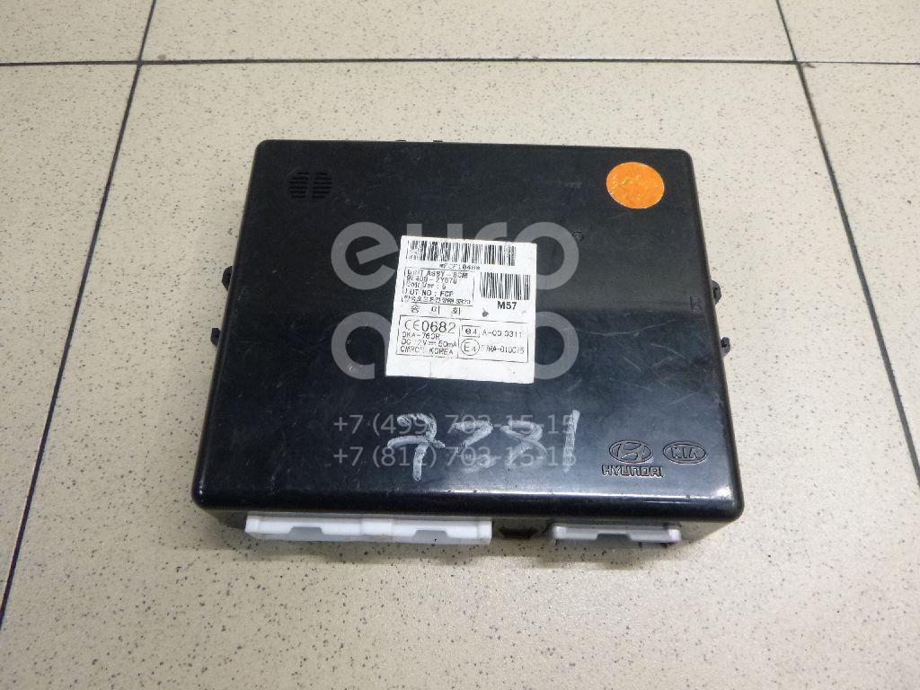 Купить Блок электронный Hyundai ix35/Tucson 2010-2015; (954002Y570)