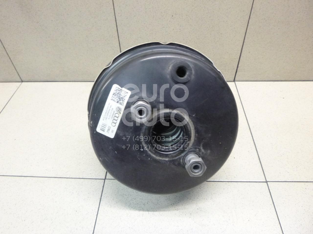 Купить Усилитель тормозов вакуумный Audi A5/S5 [8T] Coupe/Sportback 2008-2016; (8K0612107D)