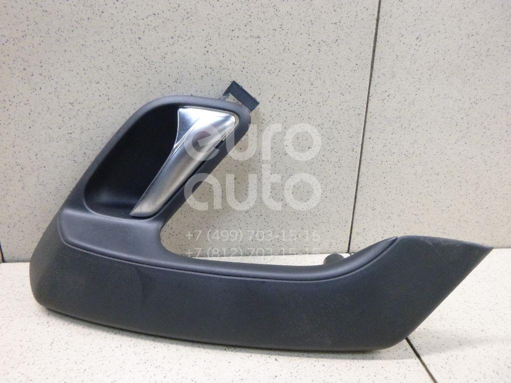 Купить Ручка двери внутренняя правая VW Polo (Sed RUS) 2011-; (6RU867180BTLL)