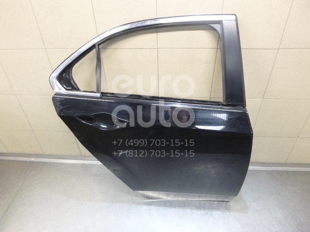 Купить Дверь задняя правая Honda Accord VIII 2008-2015; (67510TL0000ZZ)