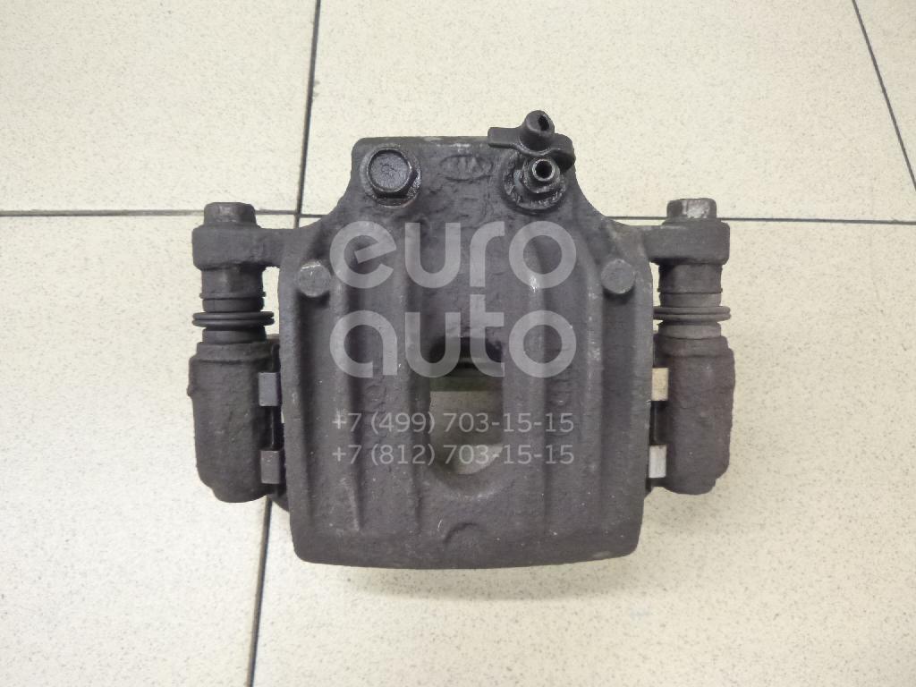 Купить Суппорт задний правый Hyundai Santa Fe (CM) 2006-2012; (582302B700)