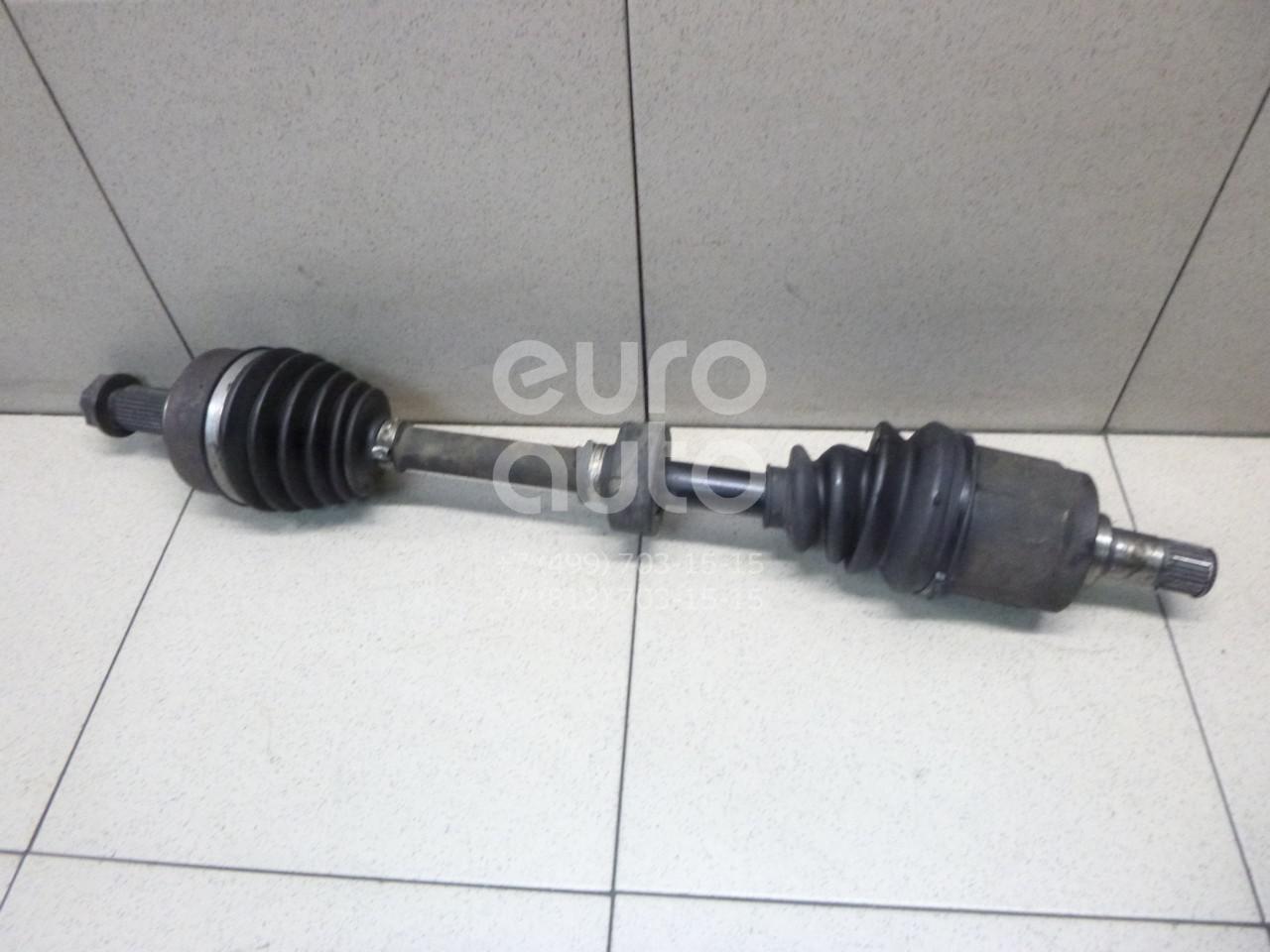 Купить Полуось передняя левая Honda Accord VIII 2008-2015; (44306TA0A50)