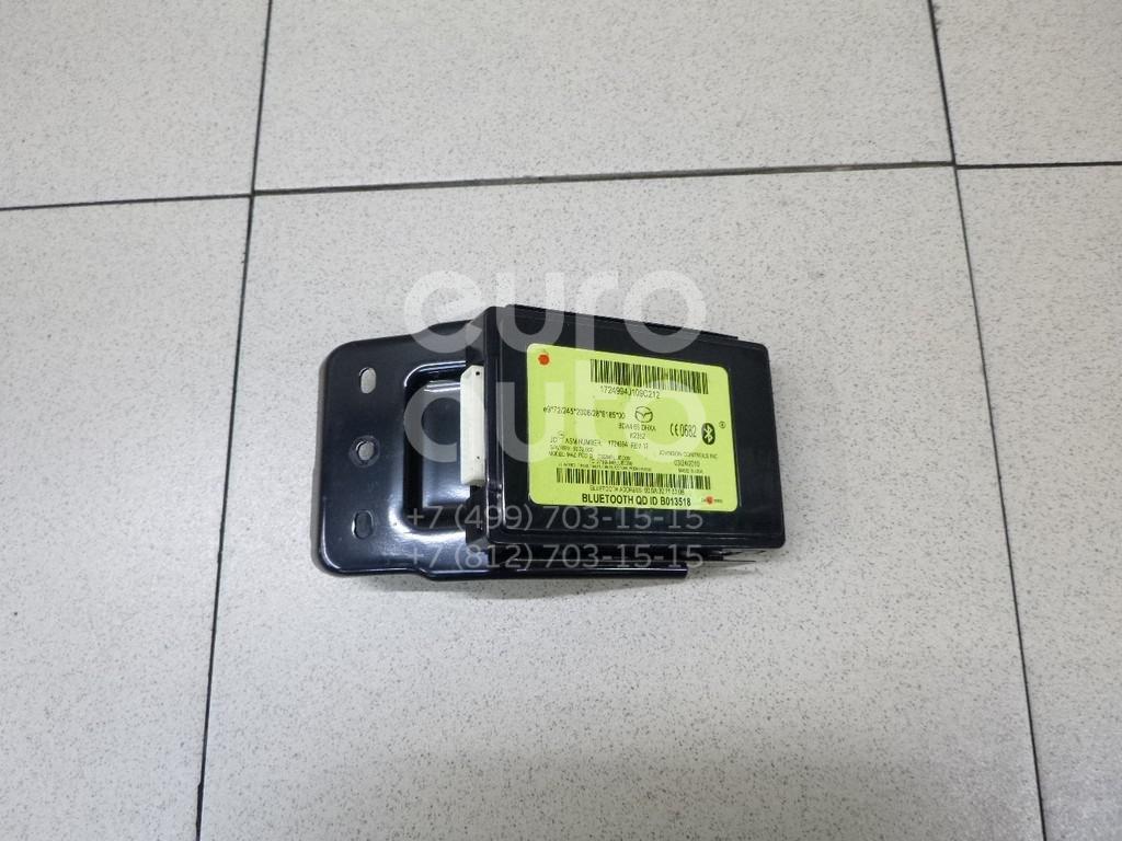 Купить Блок электронный Mazda Mazda 3 (BL) 2009-2013; (BDA466DHXA)
