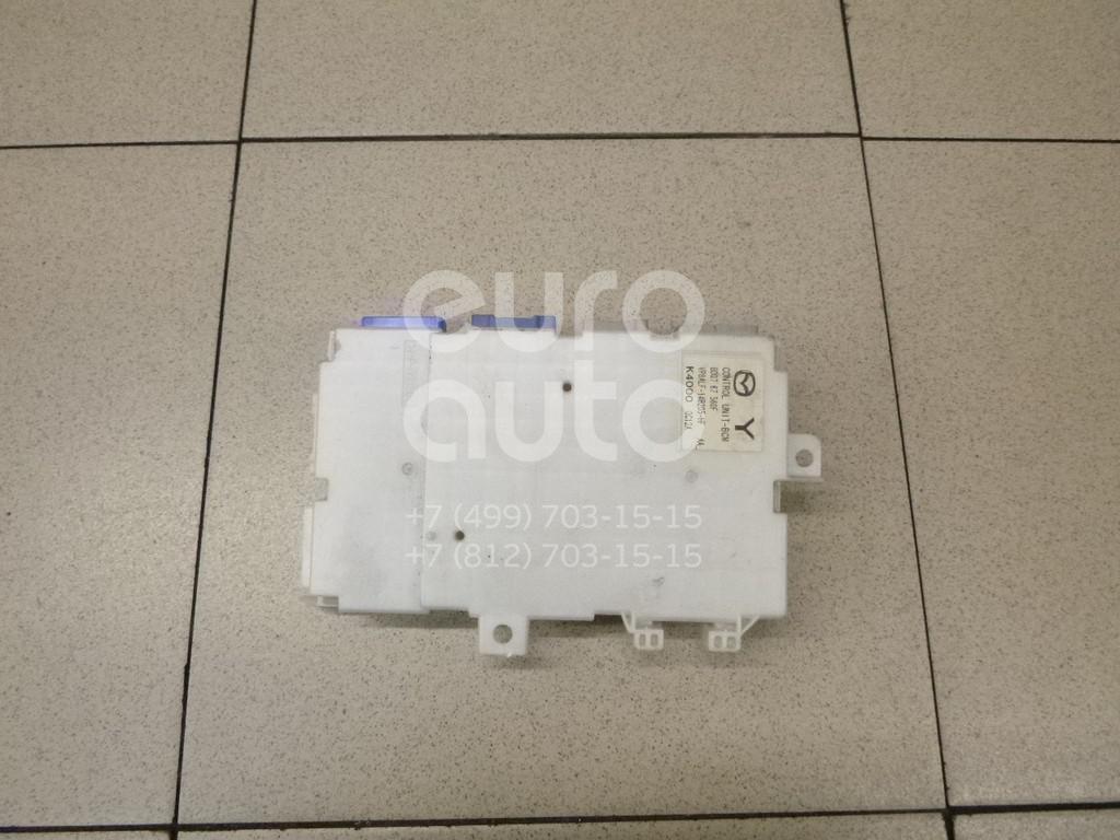 Купить Блок электронный Mazda Mazda 3 (BL) 2009-2013; (BDG767560F)