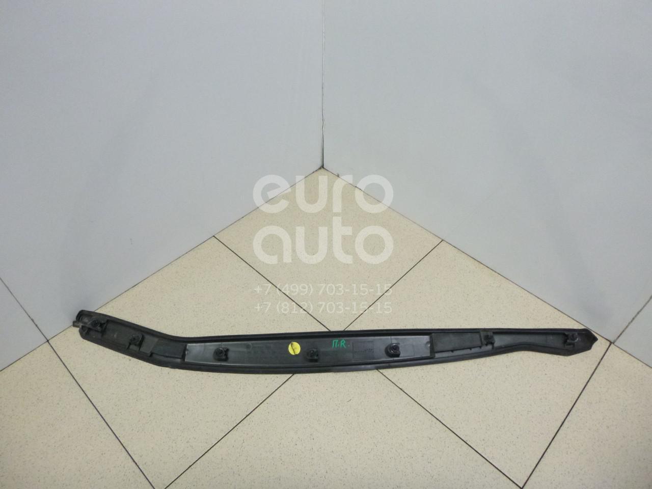 Купить Накладка двери передней правой VW Golf Plus 2005-2014; (5M0837382C9B9)