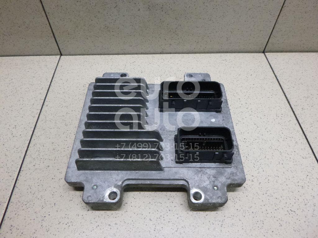 Купить Блок управления двигателем Opel Astra J 2010-; (12639891)
