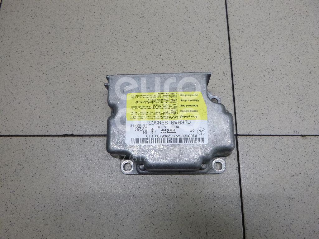 Купить Блок управления AIR BAG Mercedes Benz W245 B-klasse 2005-2011; (1698206726)