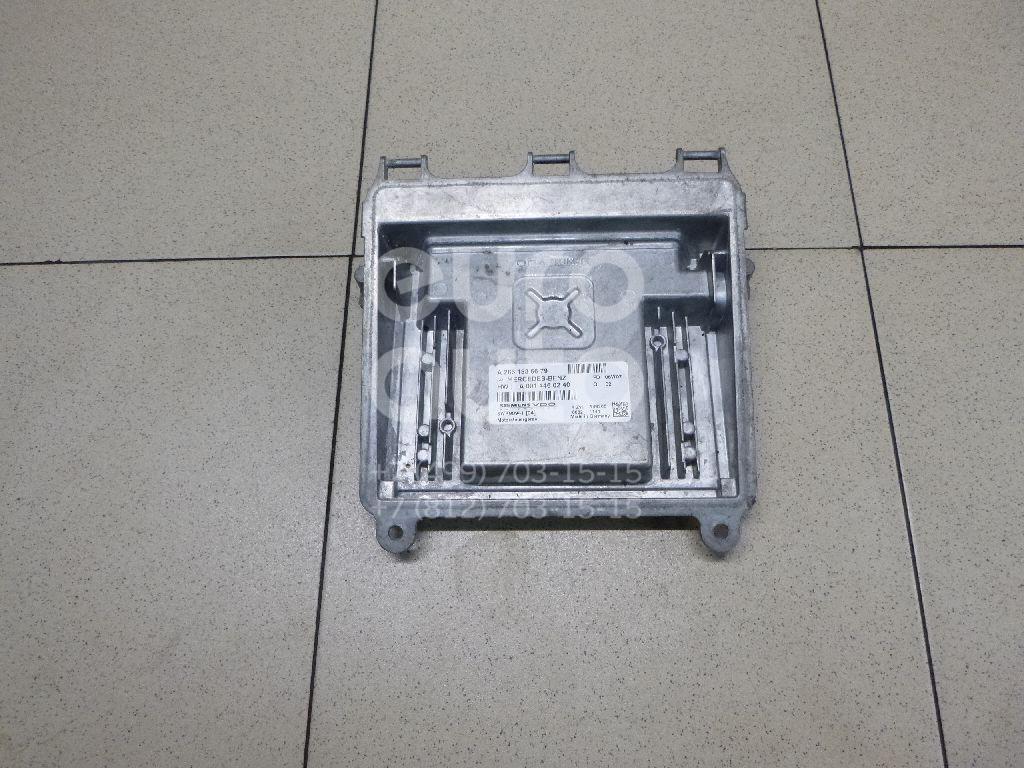 Купить Блок управления двигателем Mercedes Benz W245 B-klasse 2005-2011; (0024463340)