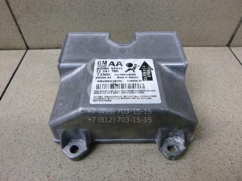Купить Блок управления AIR BAG Opel Zafira B 2005-2012; (13241766)