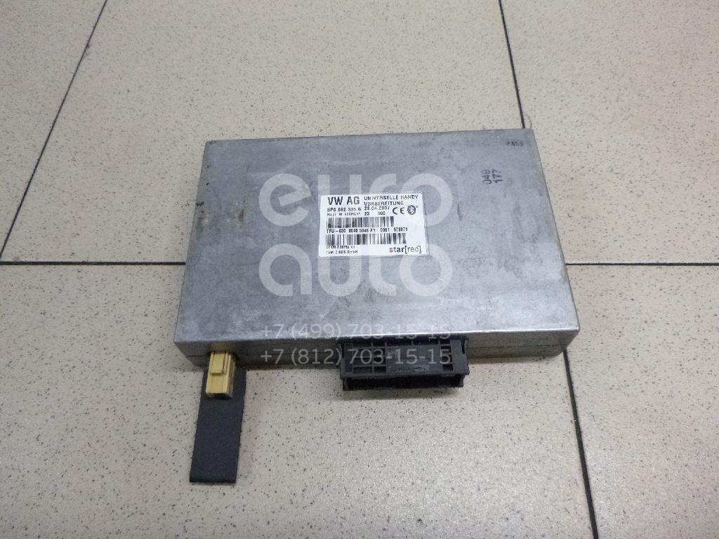 Купить Блок электронный Seat Leon (1P1) 2005-2013; (5P0862335B)